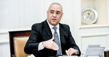 Photo of وزير الإسكان يُصدر 61 قراراً إدارياً لإزالة التعديات ومخالفات البناء بالمدن الجديدة