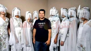 Photo of الكازخى ايدارخان: 20 خبير أزياء عالمي و60 مصمم من 30 دولة شاركوا فى« اسبارا فاشون ويك»