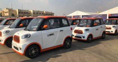 تفاصيل طرح أول سيارة كهربائية فى مصر.. فيديو