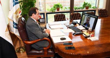 صورة وزير البترول: توقيع 12 اتفاقية جديدة لمصر مع شركات عالمية رغم تحديات كورونا