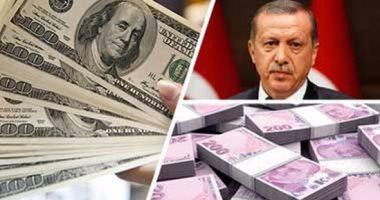صورة انهيار الاقتصاد التركى بسبب سياسات أردوغان.. 21 مليار دولار عجز بالموازنة فى 7 أشهر فقط.. تراجع الليرة 20 % منذ بداية العام.. 40 % تراجعا بالاحتياطى النقدى.. والمؤسسات الدولية تخفض التصنيف الائتمانى لأنقرة