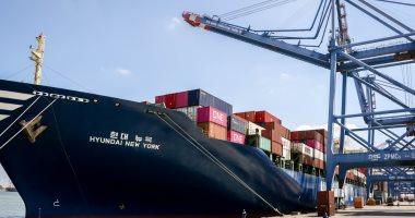 حاويات الإسكندرية والدخيلة تستقبل 12 سفينة جديدة اليوم وغدا