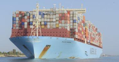 محطة حاويات الإسكندرية والدخيلة تستقبل 12 سفينة جديدة اليوم وغدا