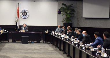 رئيس هيئة الاستثمار يلتقى ممثلى كبرى مكاتب الاستشارات والخبرة المالية