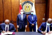 اتفاقية تعاون بين استثمارات الطاقة والبنك الأفريقي للاستيراد والتصدير