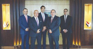 بلومبرج العالمية: البنك الأهلى الأول فى مصر فى القروض المشتركة
