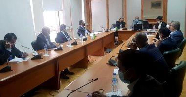 التمثيل التجارى يستضيف الاجتماع الأول لمجلس الأعمال المصرى السودانى