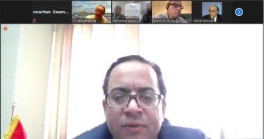 التخطيط تلتقى ممثلى جمعية رجال أعمال الإسكندرية لمناقشة معايير الاستدامة البيئية