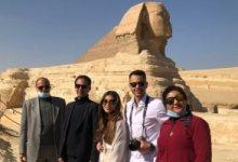 مدونون من دولة التشيك يروجون للسياحة في مصر .. صور