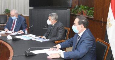 تفاصيل.. اجتماع مناقشة مشروع تموين السفن بالموانئ المصرية