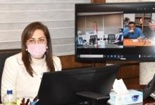 """وزيرة التخطيط تبحث إجراءات مسح القرى المصرية ضمن المبادرة الرئاسية """"حياة كريمة"""""""