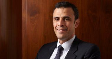 كريم عوض الممثل لوحيد لقطاع الخدمات المالية المصري بقائمة أقوى الرؤساء التنفيذيين في الشرق الأوسط 2021