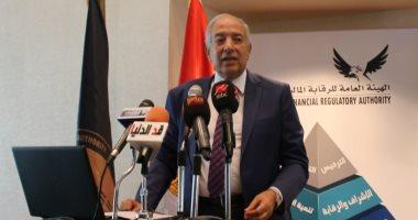 تجديد تعيين رضا عبد المعطى نائبًا لرئيس هيئة الرقابة المالية لمدة عام