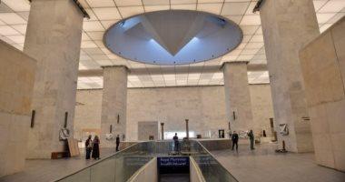 اليوم.. قاعة المومياوات الملكية تفتح أبوابها أمام الجمهور بمتحف الحضارة