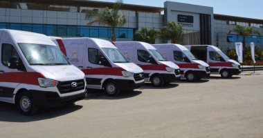 """""""التخطيط"""" تسلم الدفعة الأولى من سيارات الخدمات التكنولوجية المتنقلة لوزارة العدل"""