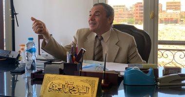 رئيس شركة التعمير: الصعيد استعاد رونقه من خلال المبادرة الرئاسية حياة كريمة