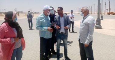 """نائب وزير الإسكان: تنفيذ 4096 وحدة سكنية بمشروع """"سكن مصر"""""""