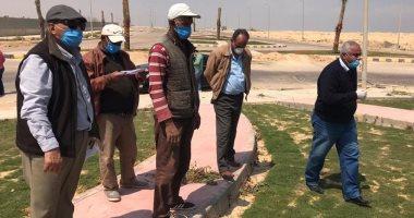 جهاز برج العرب يواصل تسليم قطع أراضى الإسكان الاجتماعى للحاجزين
