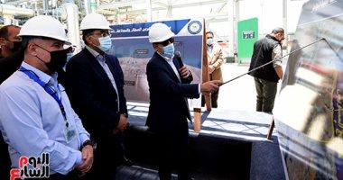الأكبر بالشرق الأوسط وإفريقيا.. تعرف على مجمع البتروكيماويات الذى وضع رئيس الوزراء حجر أساسه اليوم