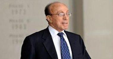 محمود محيى الدين ينعى الدكتور عبد الشكور شعلان المدير التنفيذى الأسبق بصندوق النقد