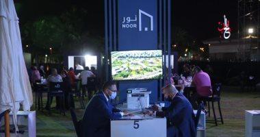 """فيديو.. حفل إطلاق مشروع مدينة"""" نور"""" لمجموعة طلعت مصطفى"""