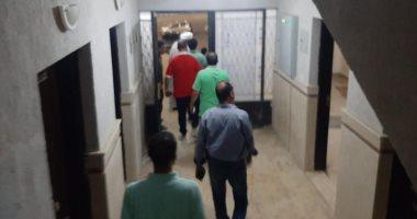 جهاز مدينة بدر يشن حملة ضبطية قضائية مسائية على وحدات الإسكان الاجتماعى المخالفة