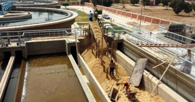 كيف نجحت الحكومة فى حل مشاكل المياه والصرف بالفيوم خلال 7 سنوات