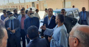 تنمية المشروعات يتعاون مع أصحاب مصانع الطوب لرفع إنتاجية مشروعاتهم