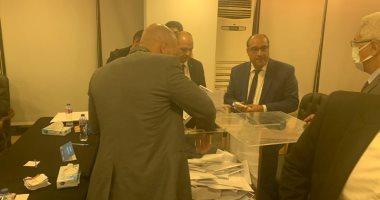 بدء فرز أصوات المشاركين فى انتخابات البورصة المصرية للدورة الجديدة