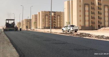 جهاز حدائق أكتوبر يخصص 9 سبتمبر المقبل للمتخلفين عن استلام وحدات سكن مصر