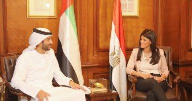مصر والإمارات تبحثان إعادة تفعيل اللجنة العليا المشتركة