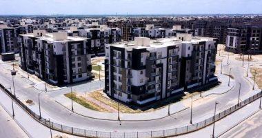 تعرف على نسب تنفيذ مشروع سكن مصر بمدينة الشروق