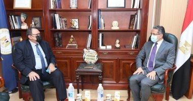 مدير اليونسكو بالقاهرة يشيد بجهود الدولة المصرية في المجال الأثري