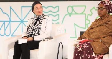 وزيرة البيئة: نسعى لاستضافة مؤتمر الأطراف الـ27 للتغيرات المناخية