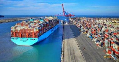 كيف قضت اقتصادية قناة السويس على أزمة تكدس الحاويات بالعين السخنة.. فيديو
