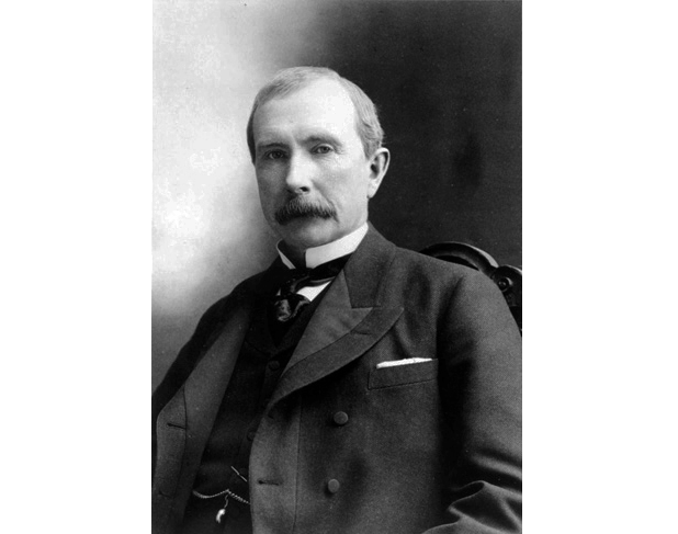 The 9 most amazing facts about John D. Rockefeller