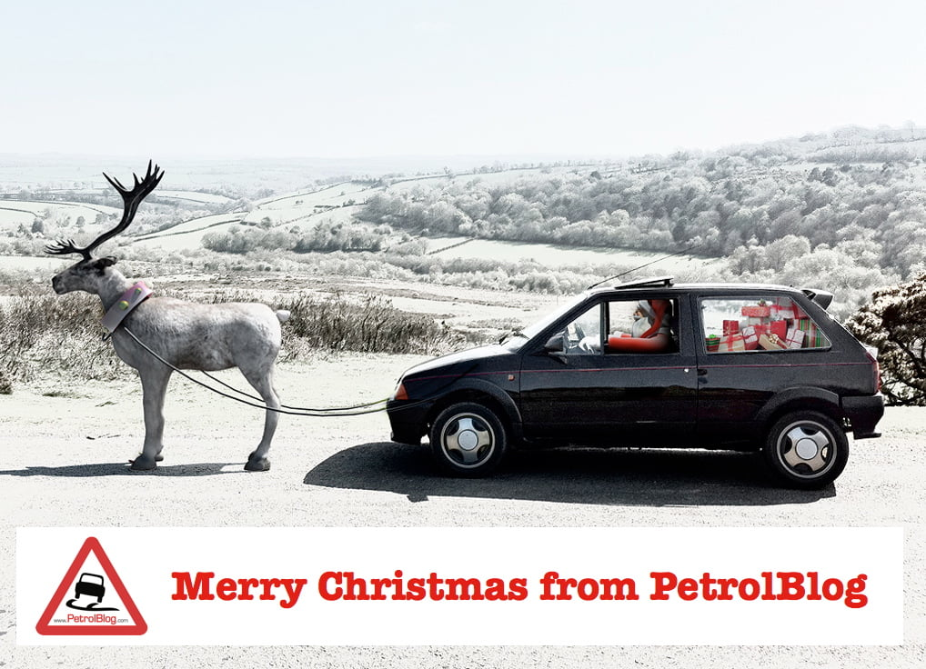 Merry Christmas from PetrolBlog