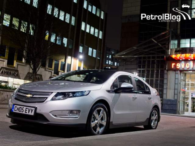 PetrolBlog's review of the Chevrolet Volt