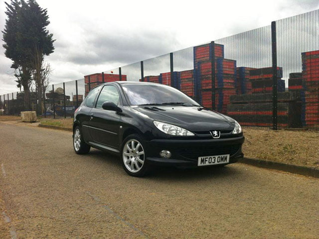 Real World Reviews: Peugeot 206 GTi