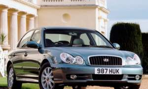 Old FART: Hyundai Sonata