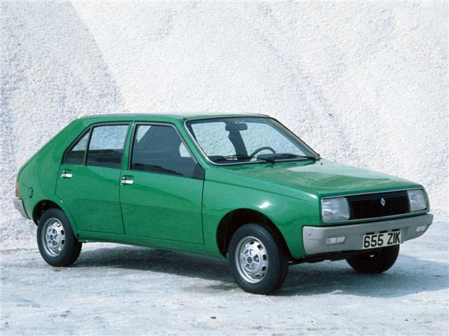 Whatever happened to...the Renault 14?