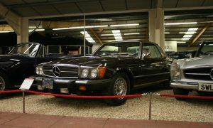 1974 Mercedes-Benz 450 SLC ex Steven Speilberg