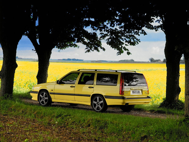Dream Shed Volvo 850 T5 R