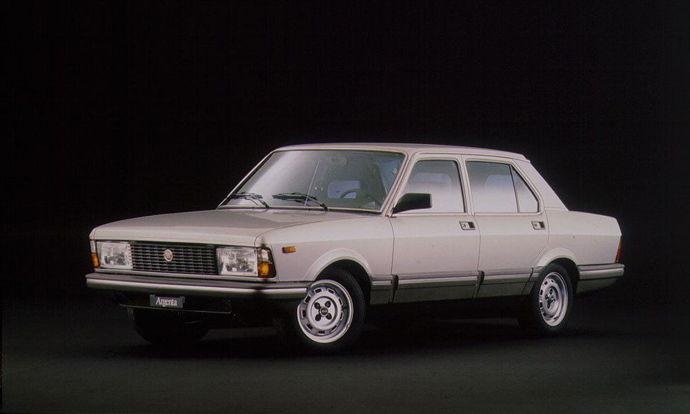 Whatever happened to the Fiat Argenta?