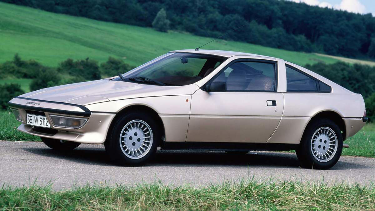Talbot-Matra Murena: Europe's forgotten sports car