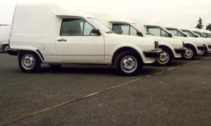 Volkswagen Polo Transfer line up
