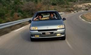 Mk1 Renault Clio