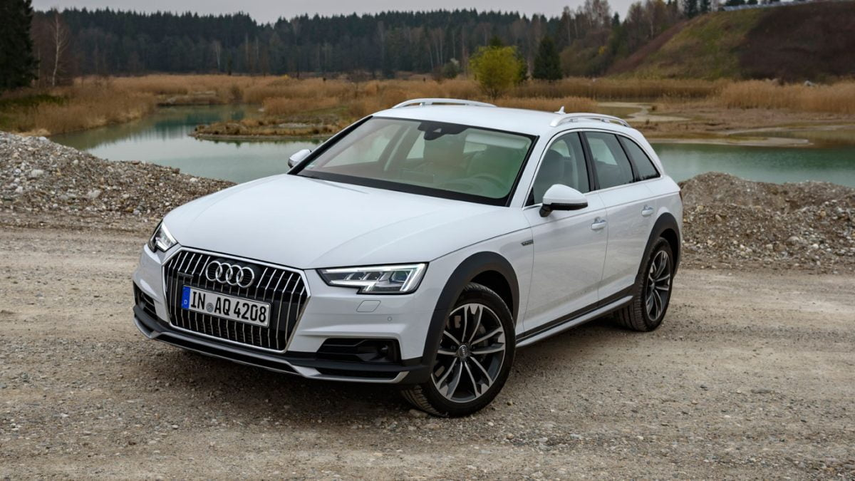 hight resolution of 2016 audi a4 allroad quattro review