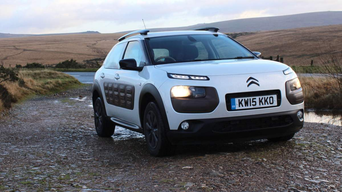 Perfectly imperfect: life with a Citroën C4 Cactus