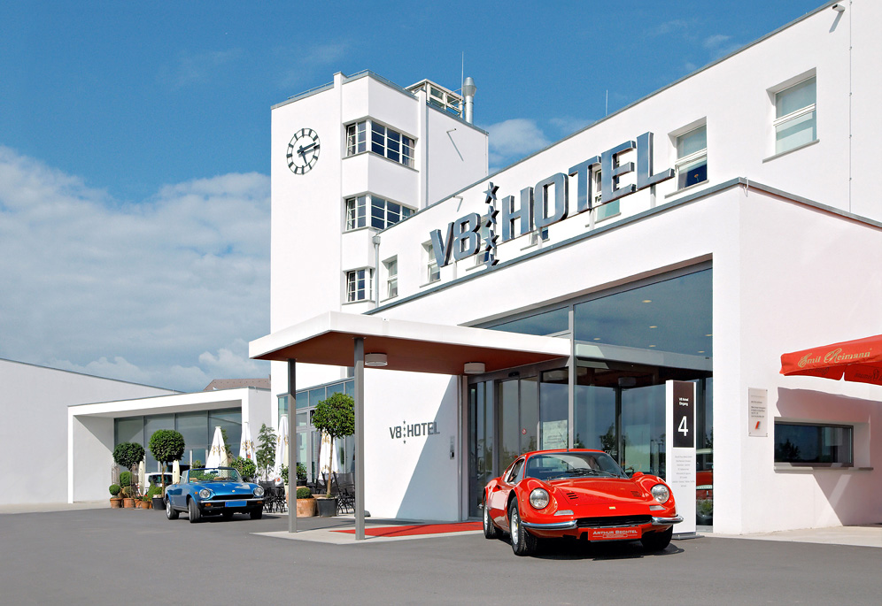 V8 Hotel Germany